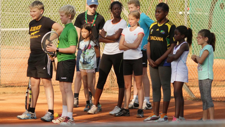 Opdateret: Tennisskole for børn 26. – 29. juni 2017