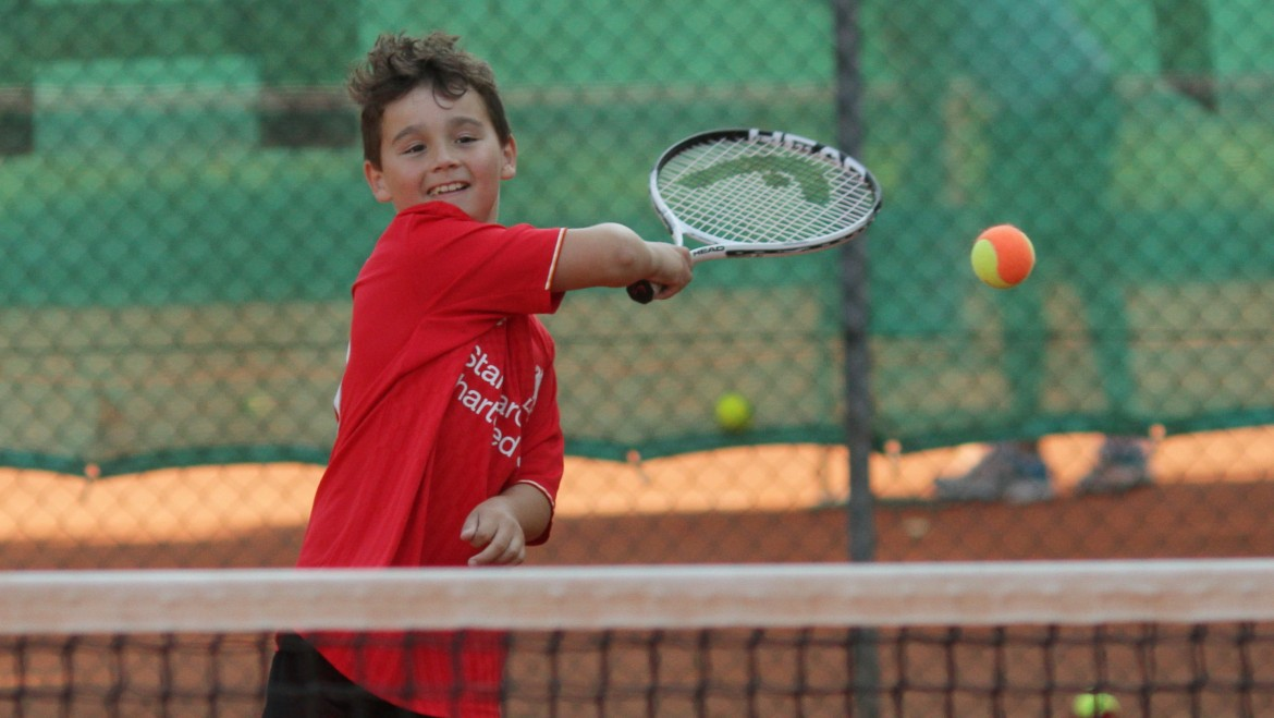 Talent for tennis? Se her!