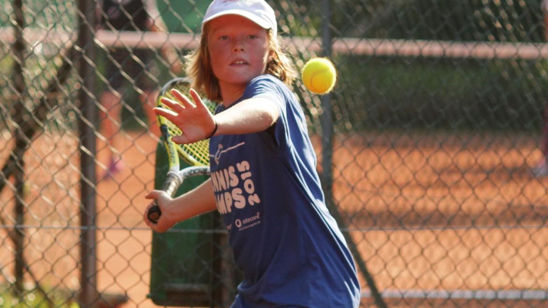 Juniorhold i SLTU's udendørsturnering