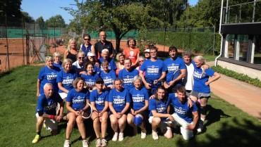 Opdateret: Tennisskole for voksne 4.-6. august 2017