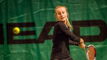 Sofie er i U16 DM-finalen