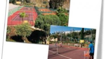 Tenniscamp, Malaga påsken 2018
