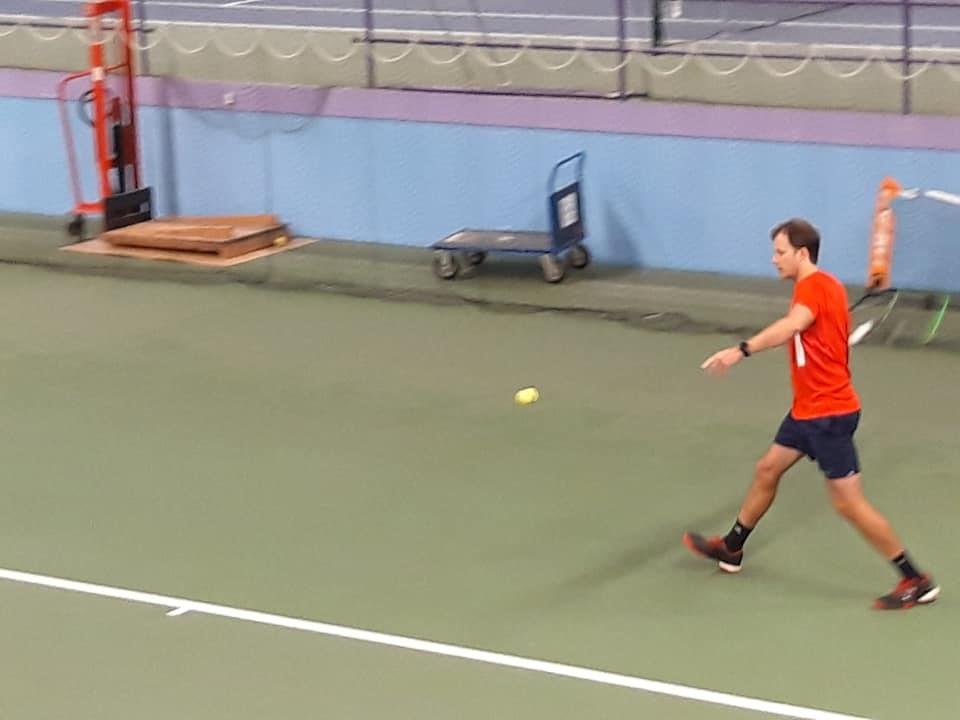 Points til Rødovres tennisherrer