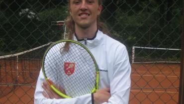 Jonas Schwarz deltager i DM indendørs i Hillerød