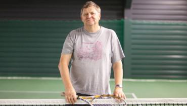 Poul Lundberg valgt til bestyrelsen for Tennis Øst