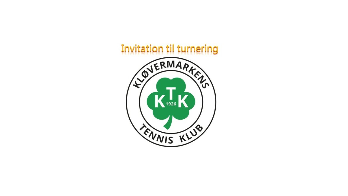 KTK Indoor Open