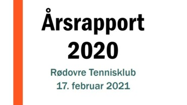 Generalforsamling og Årsrapport 2020