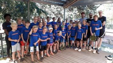 Tennisskole for juniorer 2. – 5. august