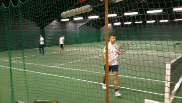 Adgang til Tennishallen forsommer 2021