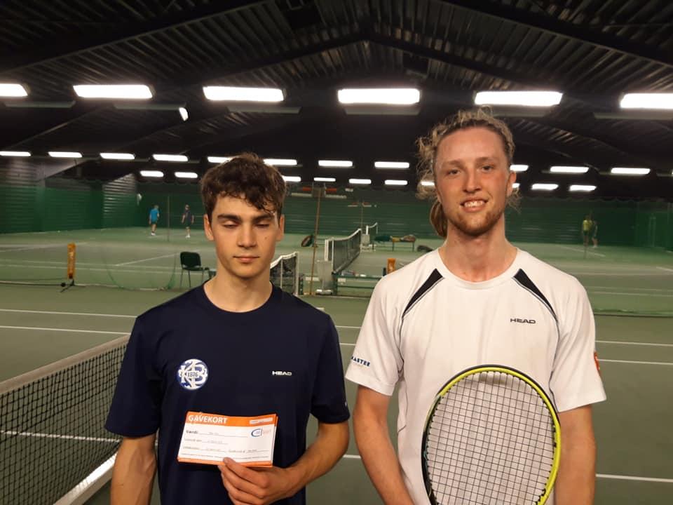 Jonas vinder K1-turnering i Rødovre