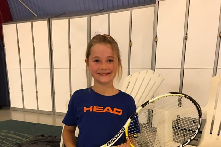 Filippa vinder ny turnering i HIK, Hellerup
