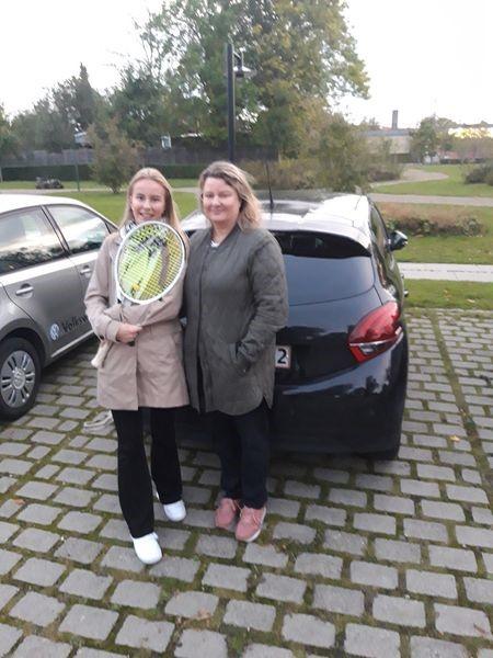 Sofie fik atter støtte fra Team Rødovre